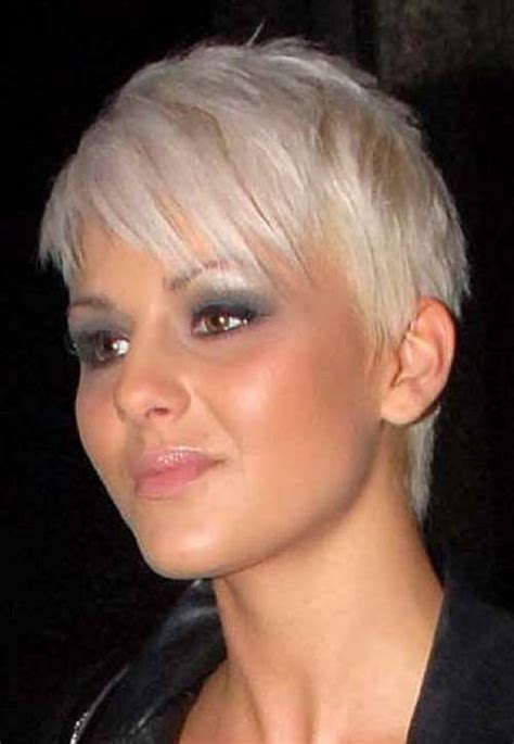 haircuts for white hair short haircuts for white hair the best short hairstyles