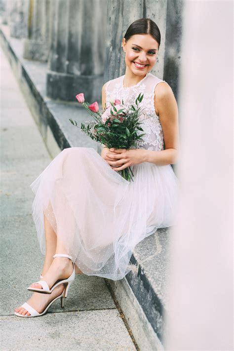 Brautmode Standesamt by Kurzes Brautkleid F 252 R Das Standesamt Friedatheres