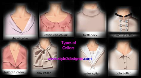 types of leashes different collars style2designer