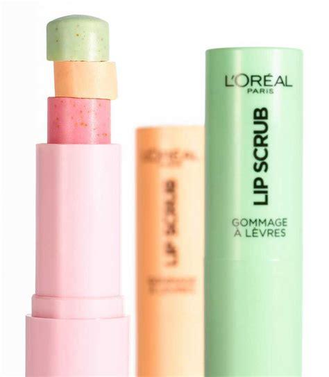 Scrub L Oreal l oreal scrub labbra e oli labbra colorati e profumati