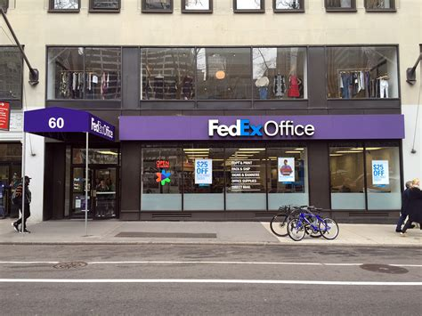 Fedex Lookup By Address Fedex Office Print Ship Center In New York Ny Whitepages