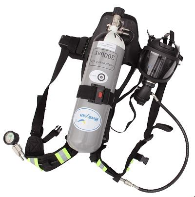 Breathing Apparatus hwayan breathing apparatus rhzk6 30 techno marine