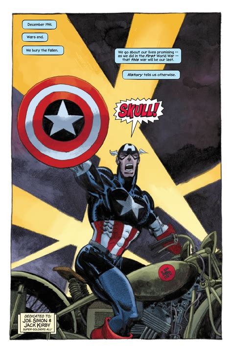 libro captain america white preview captain america white 5 comic vine