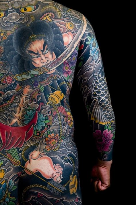 yakuza back piece tattoo 108 original tattoo ideas for men that are epic