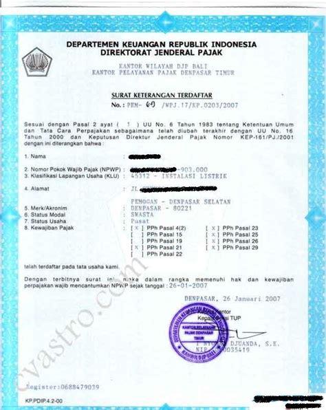 cara membuat npwp individu we won it 5 times dokumen dokumen untuk mendirikan perusahaan