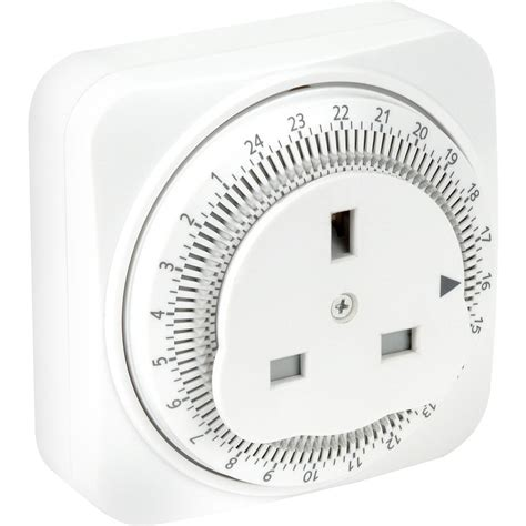timer plugs keeping your home safe when you go on