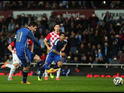 argentina vs croacia los goles partido