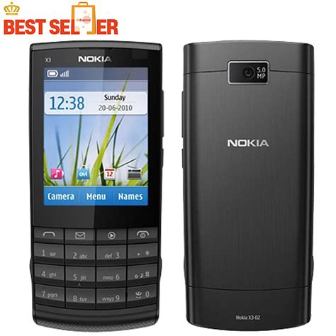 Your Mobile Phones The Ticket To The 02 Wireless Festival With Oyster Card Style Technology by X3 02 Original Unlocked Nokia X3 02 Phone Gsm 3g 5 Colors