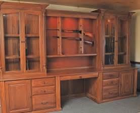 built in gun cabinet future home ideas