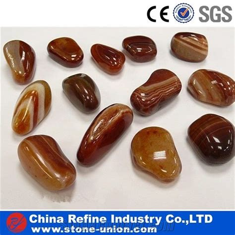 Brown Carnelian brown polished carnelian high quality a grade agate