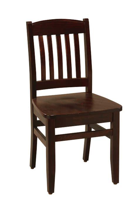 regal seating model 417w commercial wooden vertical back