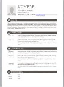 Curriculum Vitae Europass by Curriculum Vitae B 225 Sico Cv Sencillo Modelo Curriculum