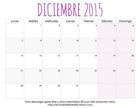 imagenes calendario octubre 2015 para imprimir calendario de celebraciones en diciembre 2015