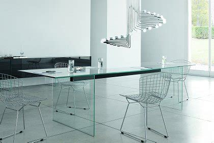 fashion trends glass dining table