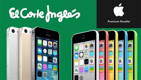 corte ingles iphone 5c el corte ingl 233 s y los apr vender 225 n iphone 5c y iphone 5s libre