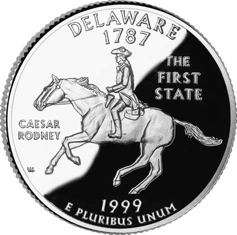 delaware state quarter statescom