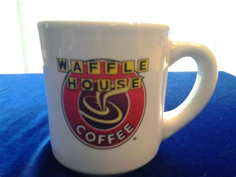 Does Waffle House Have Gift Cards - waffle house 50th anniversary coffee mug tuxton 2005 euc waffle house
