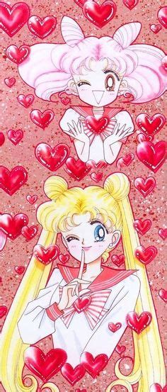 sailor moon valentines chibi pegasus and naoko takeuchi on