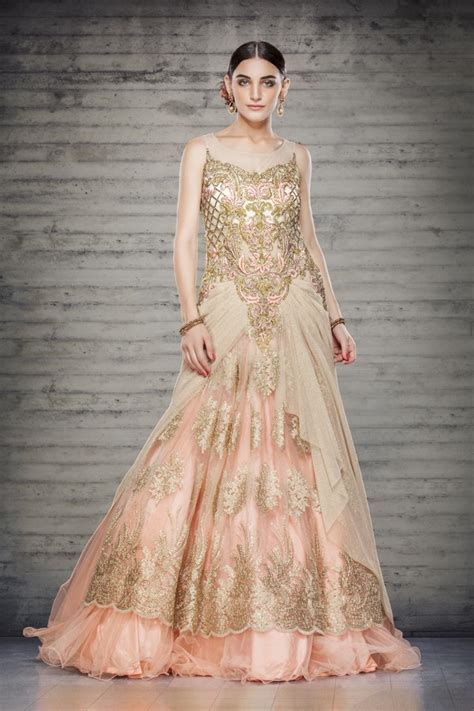 Bridal Wear Gowns by Offbeat Bridal Gowns Sareez