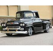 Chevrolet Apache 1958 Review Amazing Pictures And Images
