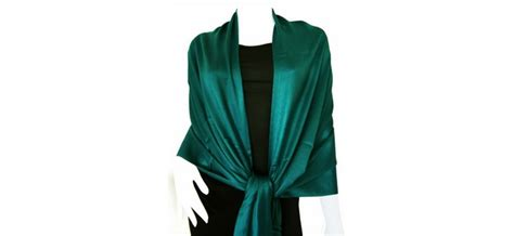 Pashmina Light Sea Green pashmina shawls and wraps with free uk delivery