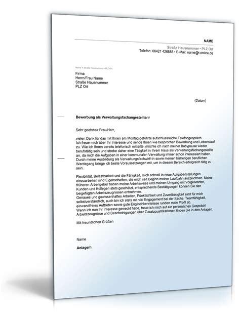 Lebenslauf Muster Verwaltungsfachangestellte Anschreiben Bewerbung Verwaltungsfachangestellte R De Bewerbung