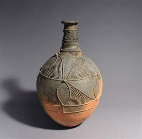 vasi africani africa terracotta vessel from the ibo of nigeria