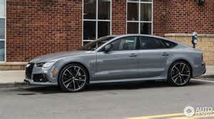 Audi Rs7 2012 Audi Rs7 Sportback 2015 Performance 24 March 2016