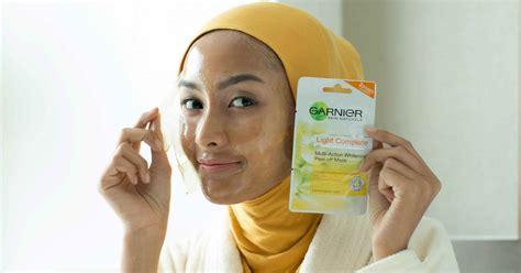 Masker Garnier Untuk Kulit Berjerawat masker garnier untuk memutihkan kulit wajah paling recommended ohayo
