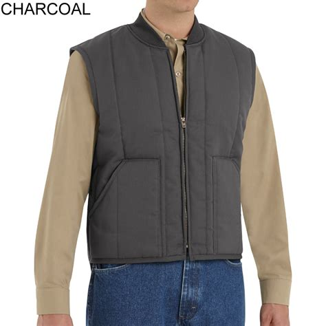 Quilted Vest by Kap 174 Vt22 Quilted Vest