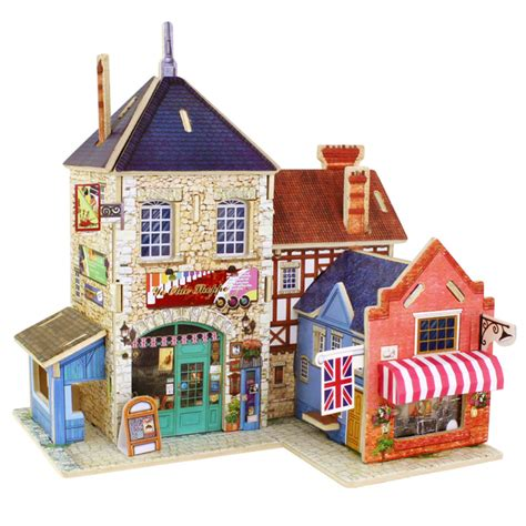 Puzzle House buy wholesale 3d house puzzle from china 3d house