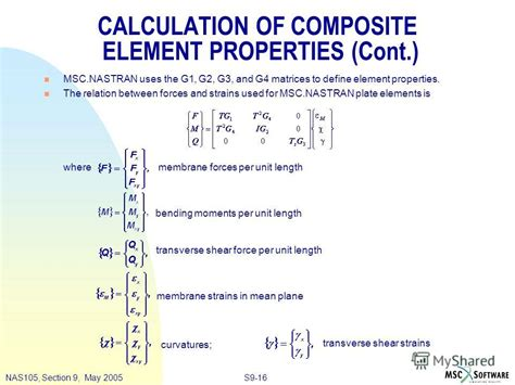 composite section properties calculator презентация на тему quot s9 1nas105 section 9 may 2005