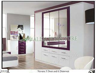 Lemari Pakaian 2 Pintu Minimalis Clarity Door Sliding Hpl Abu Abu Muda model tipe dari lemari pakaian minimalis www alliafurniture perabot rumah tangga