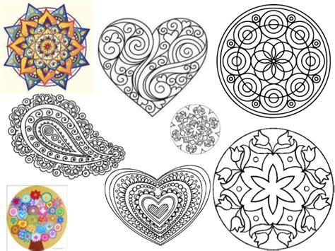 imagenes flor mandala mandalas y flor