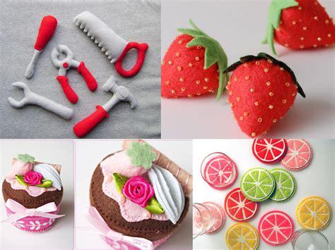 www pinterest com manualidades manualidades con fieltro comida kawaii manualidades
