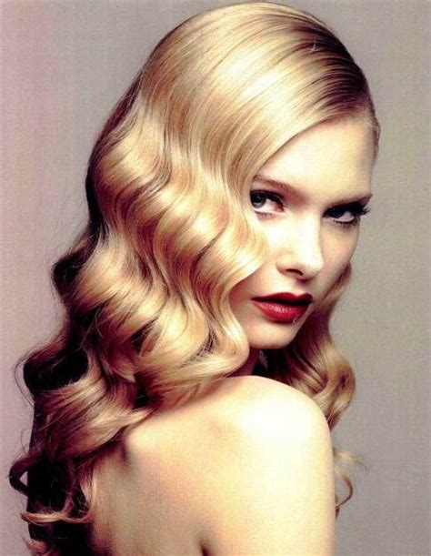 Finger Wave Hairstyles by Finger Wave Hairstyles Beautiful Hairstyles