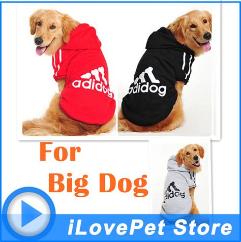 hoodies for dogs clothes for large big dogs large pet clothes pet hoodies for large dogs