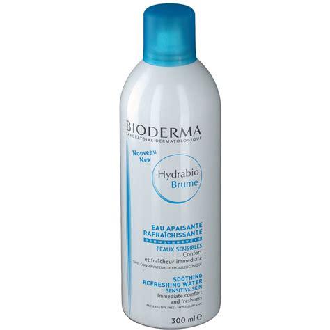 Bioderma Hydrabio Brume bioderma hydrabio brume eau apaisante shop pharmacie fr