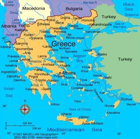 map world greece indigenous signs greece