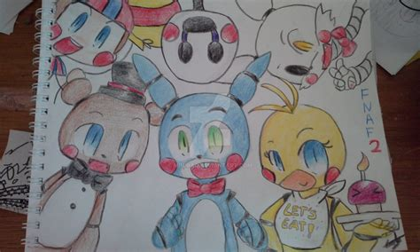 imagenes kawaii five nights at freddy s five night s at freddy s 2 by mimirao on deviantart