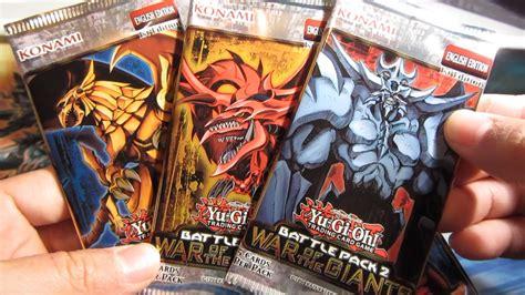 Yugioh Booster Battle Pack 2 War Of The Original yugioh battle pack 2 war of the giants booster box