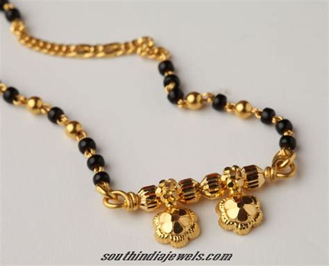 latest pattern of gold mangalsutra latest gold mangalsutra design gold indian jewelry and