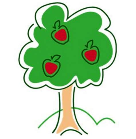 apple tree clipart apple tree clipart clipart best