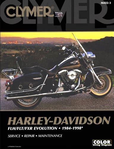 Harley Davidson Evolution Repair Manual Flh Flt Fxr