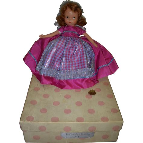 bisque storybook dolls nancy storybook doll bisque quot nellie bird quot boxed from