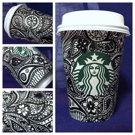doodle starbucks cup starbucks cup doodle 7 by isnani on deviantart