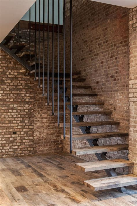 how to design stairs best 25 industrial stairs ideas on staircase