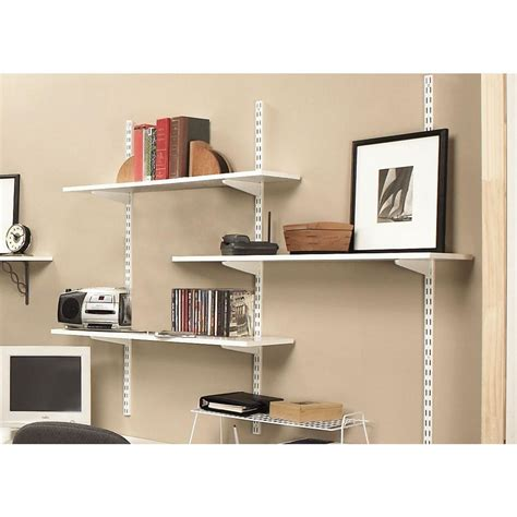 home depot wall mounted shelving pennsgrovehistory