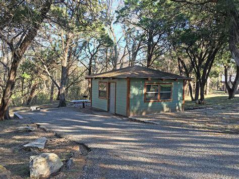 cabin park cleburne state park cabins limited use parks