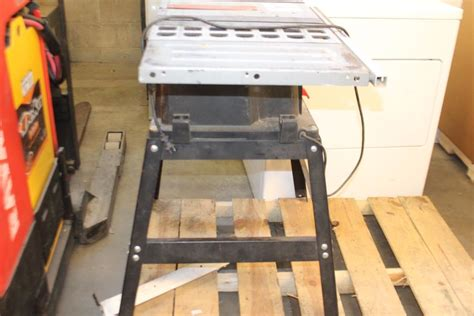 skilsaw 10 table saw skilsaw 3400 10 quot table saw property room
